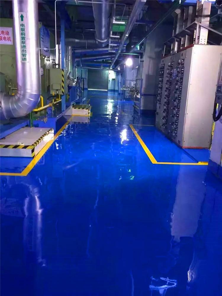 环氧自流平工程案例