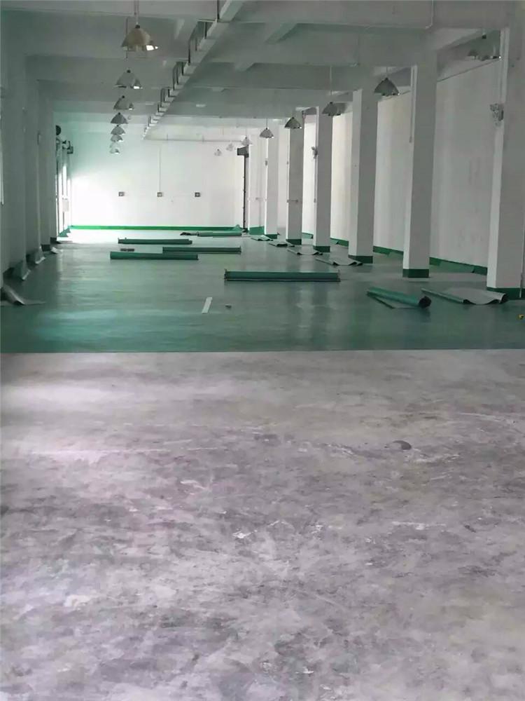 PVC卷材地坪
