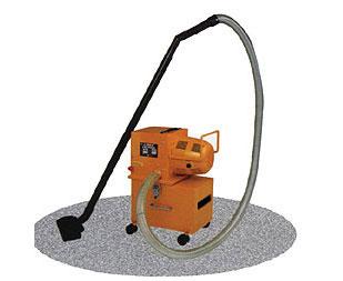 施工专用高效单头吸尘器