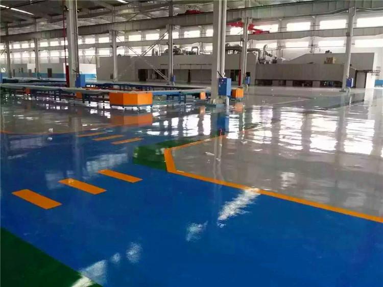 <b>环氧树脂薄涂地板</b>