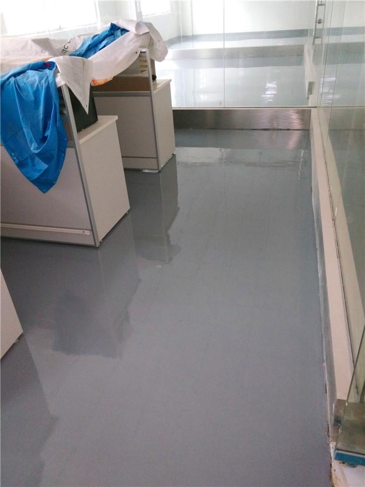 环氧树脂砂浆薄涂地板