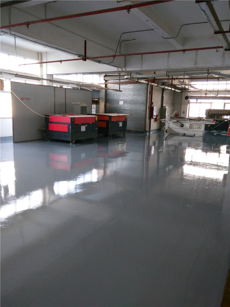 <b>环氧树脂砂浆薄涂地板</b>