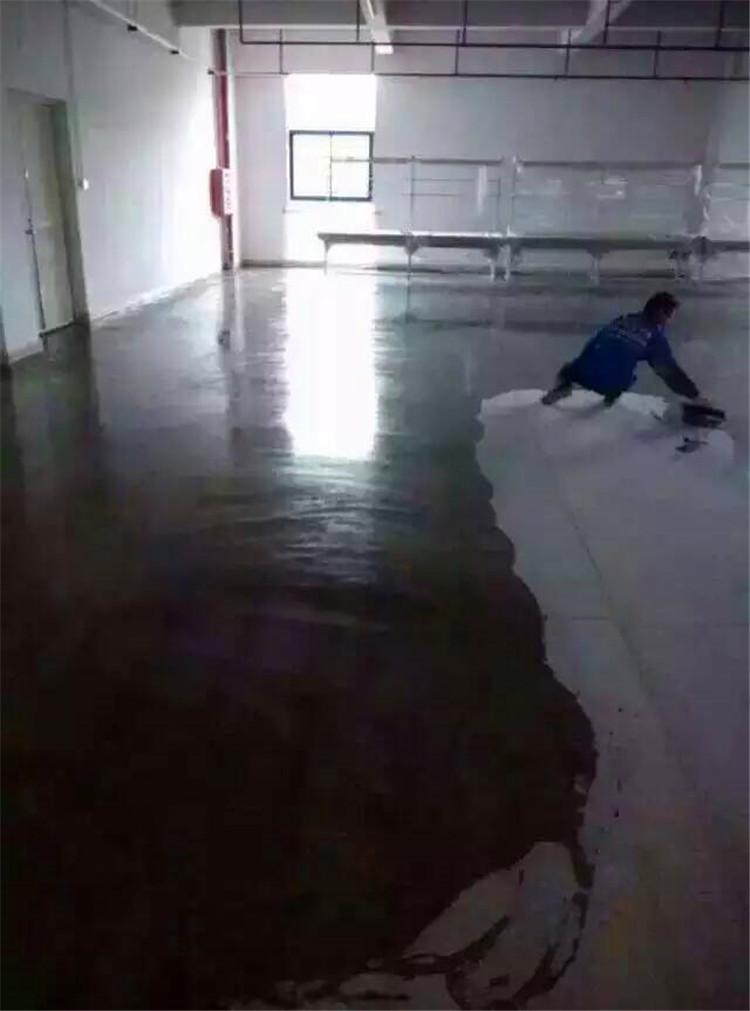 环氧树脂自流平地板