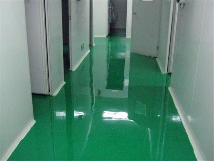 环氧树脂砂浆自流平防静电地板