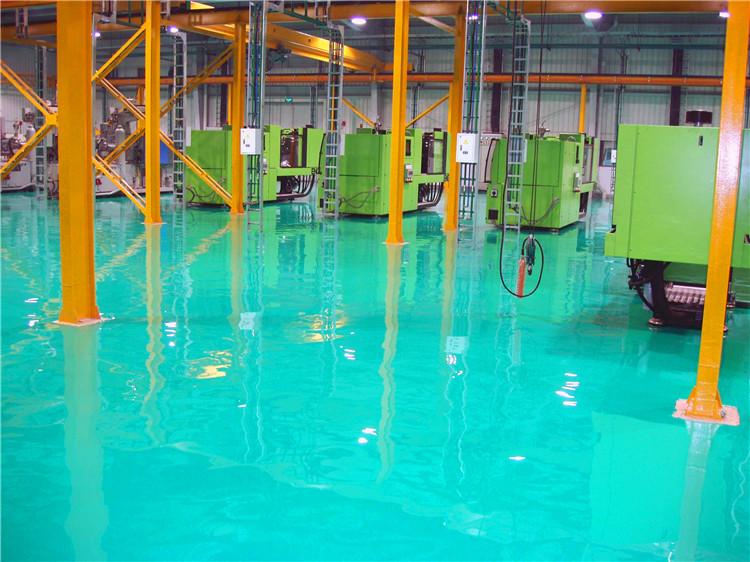 环氧树脂薄涂防静电地板