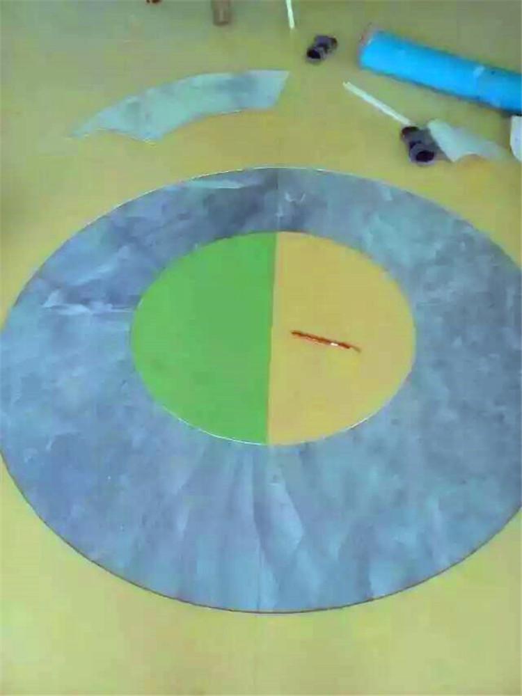 PVC片材地坪